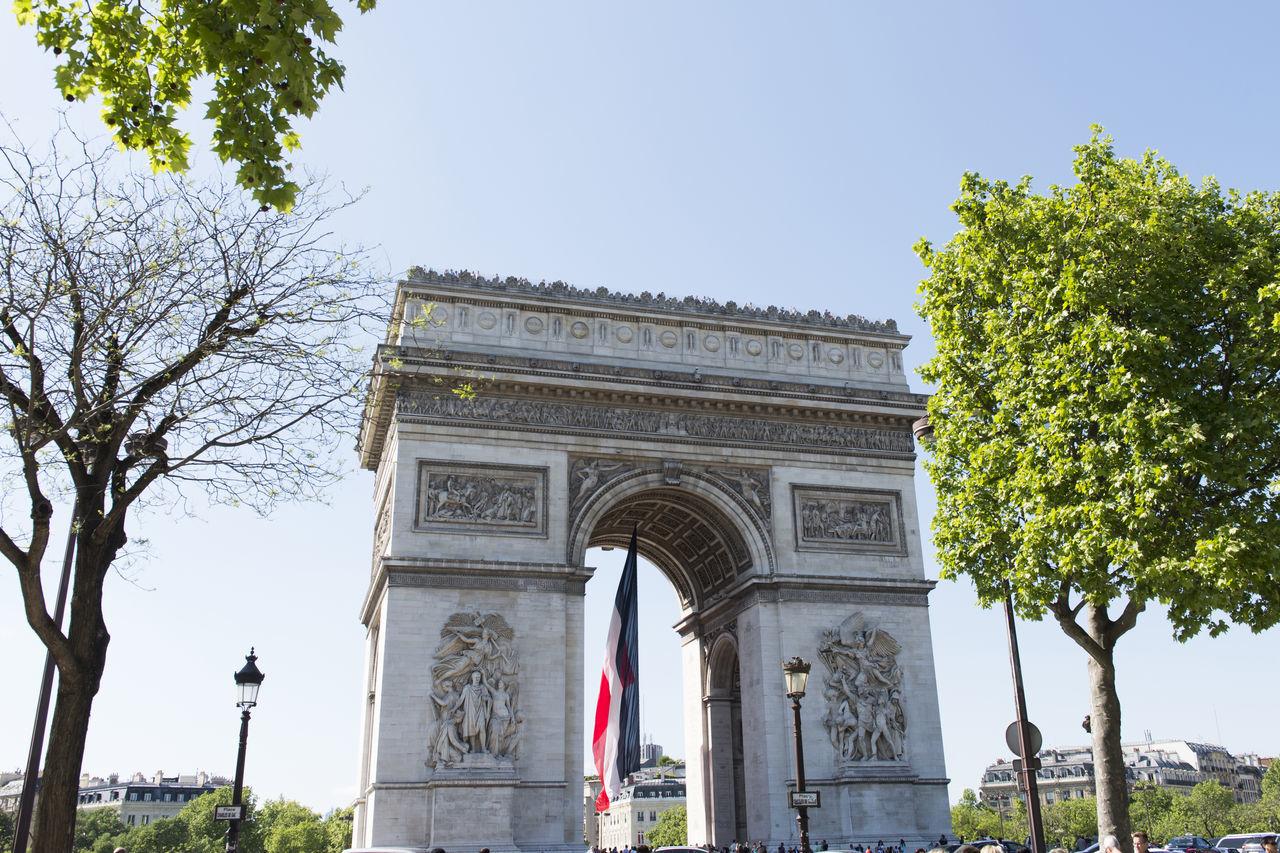 L'Arc de Triomphe de l'Etoile