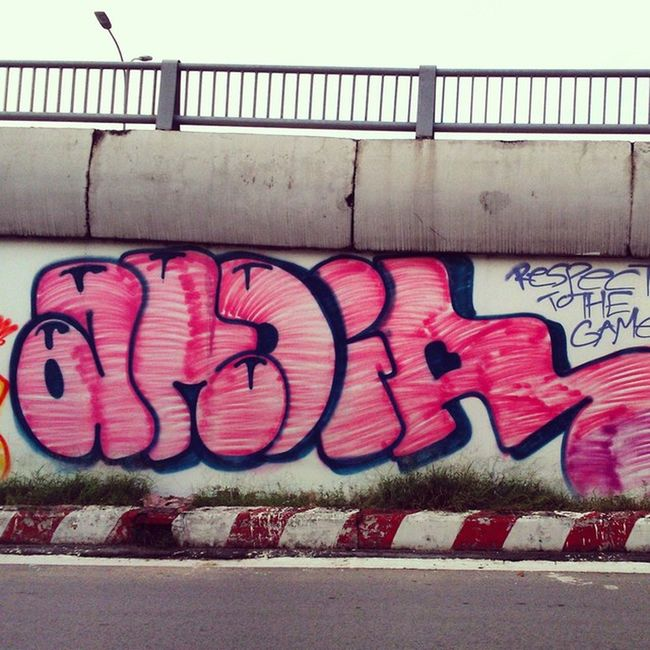 Morning Saigon !!! Anoir NC lazyguys bombing graffitivietnam