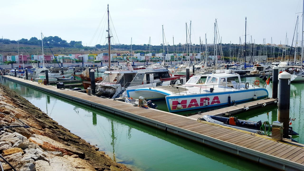 Self made Selfmade Harbour Vacation Albufeira Portugal Travel Destinations