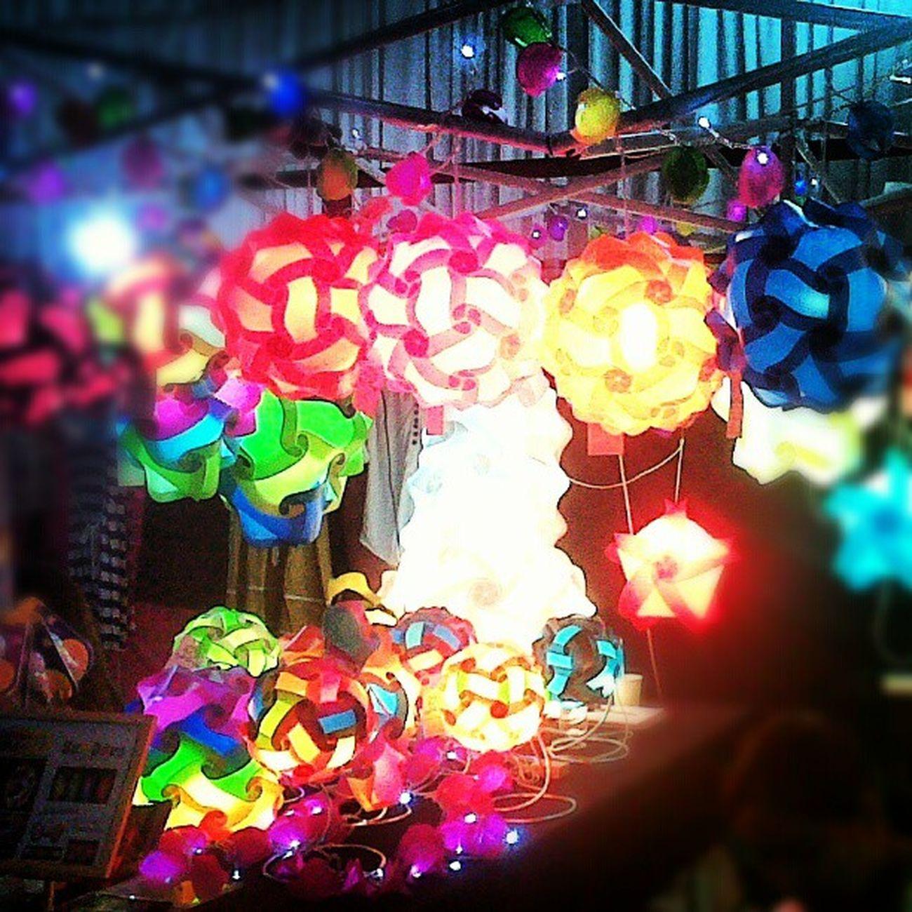 Lanterns Soderno Bazaar