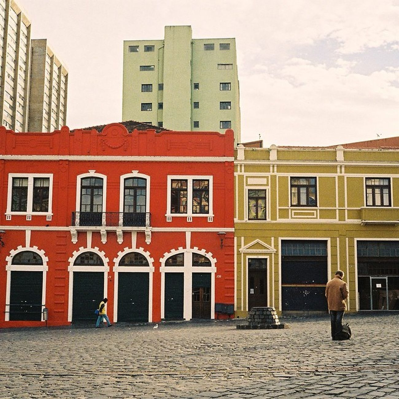 Cymera Cymeraapp VSCO Vscocam T3 Contax Brasil Curitiba Colorful People