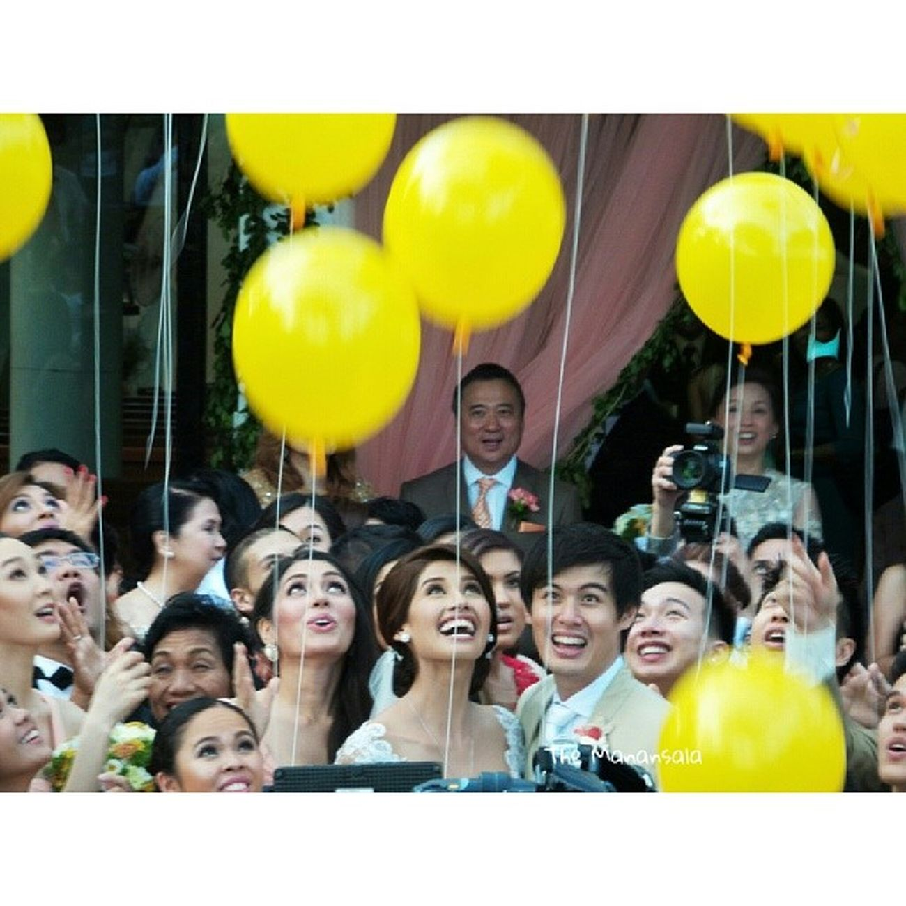 The Universe Wedding of the Year || Mr. and Mrs. Lloyd and Shamcey Lee @supsupshamcey @lloydtylee Thewedding Shamceysupsup ShamceyLloydWedding2013 Themanansala spotlight