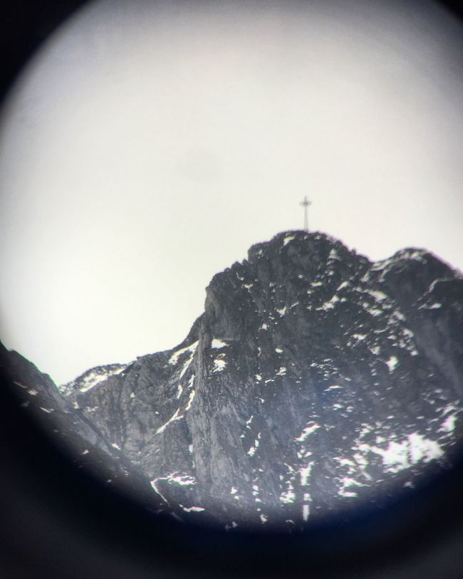 Mountains View Telescope Iphone6