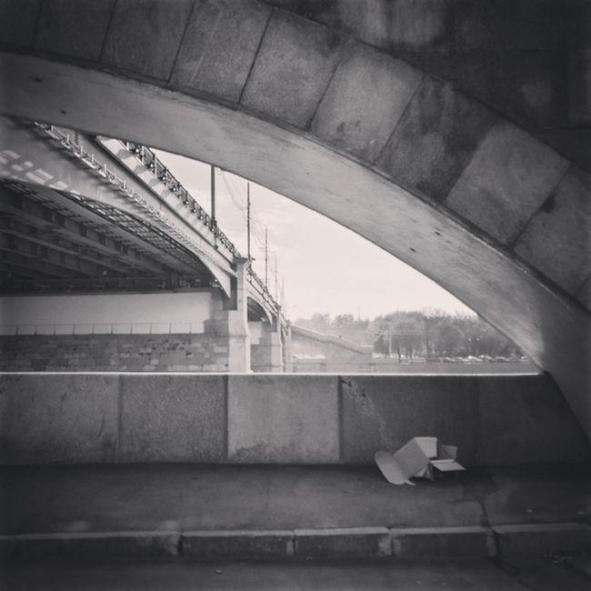 коробка мост арка Замоскворечье ПролетаркаМосква