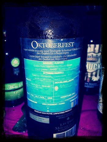 Bière 6 de la dégustation, pas de personnalité particulière, bière plutôt typique! DégustationCéréRobertson2013