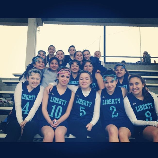 Two games down, two to go. LAXBabes Jv Lovemyteam