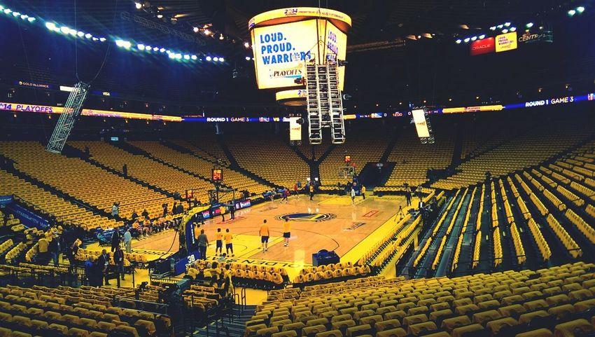 Playoffs Warriors NBA Playoffs Oakland
