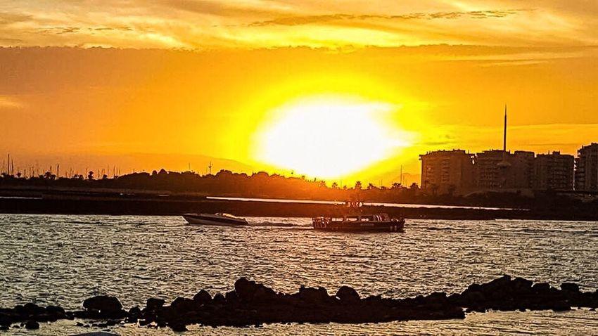 43 Golden Moments La Manga Sunset Atardecer La Manga...Cartagena..