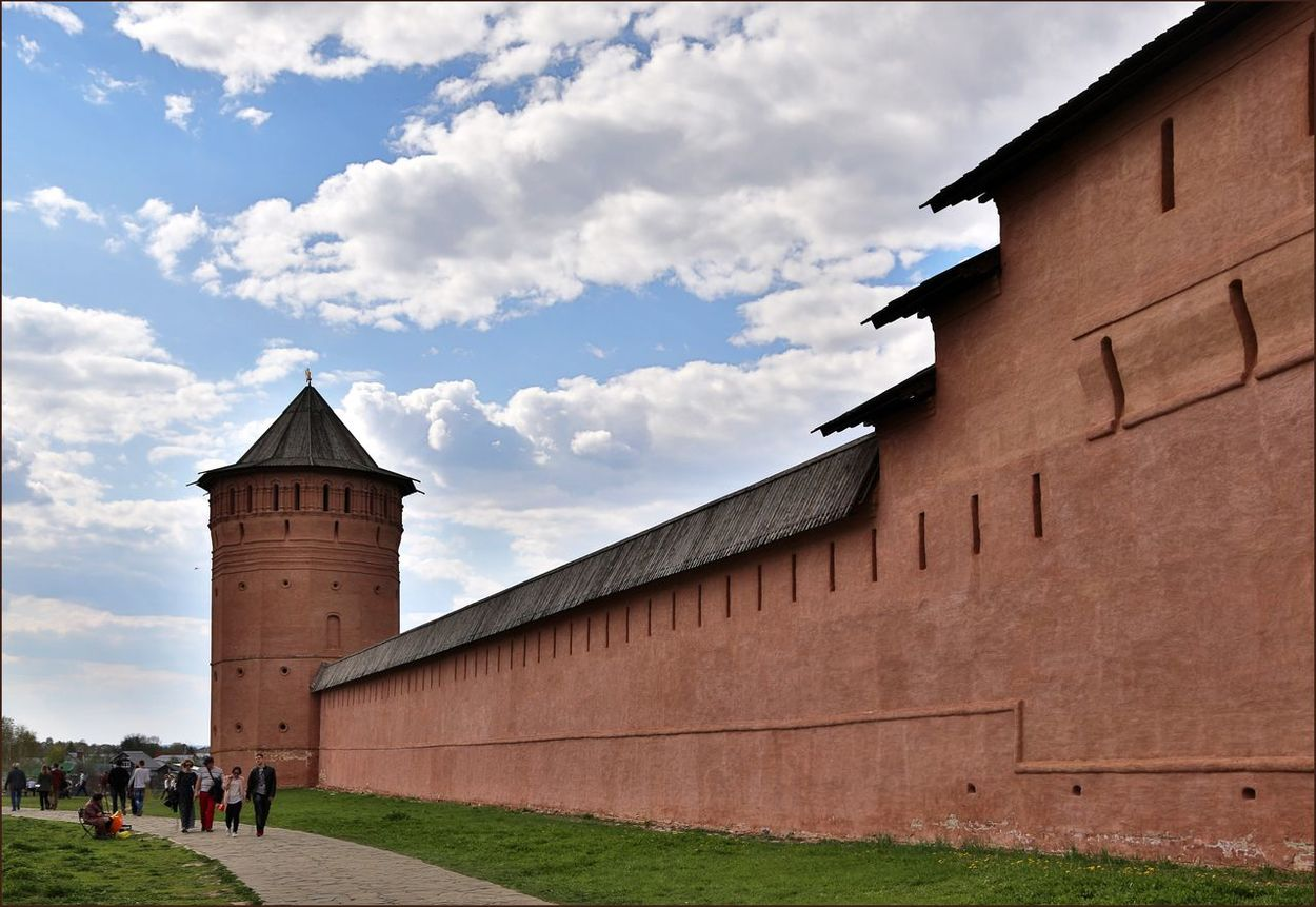 Suzdal Kremlin History Outdoors Architecture Built Structure