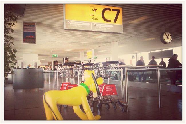 Off To Tunisia