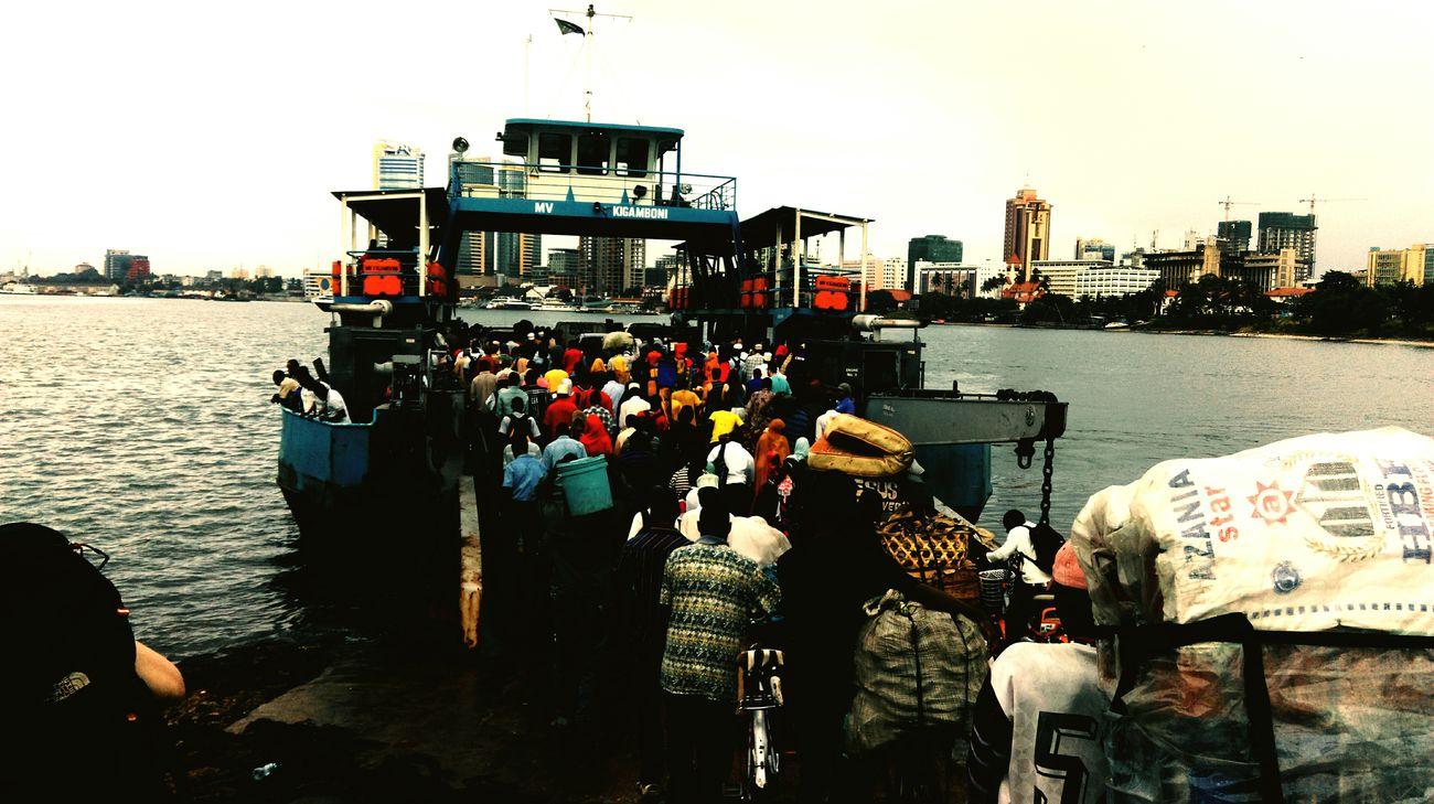 Ferry Boat Dock