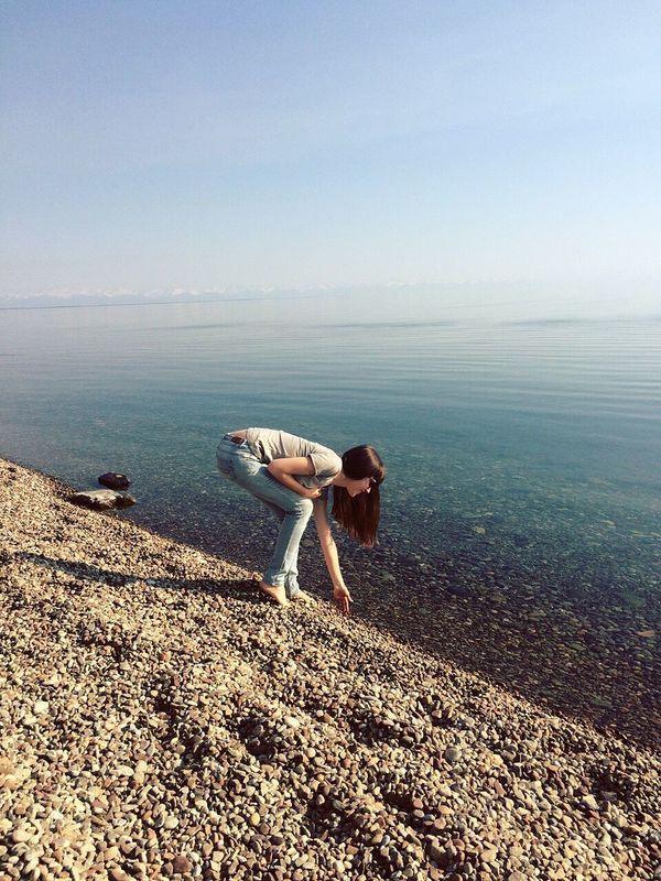 Lake Baikal Camly