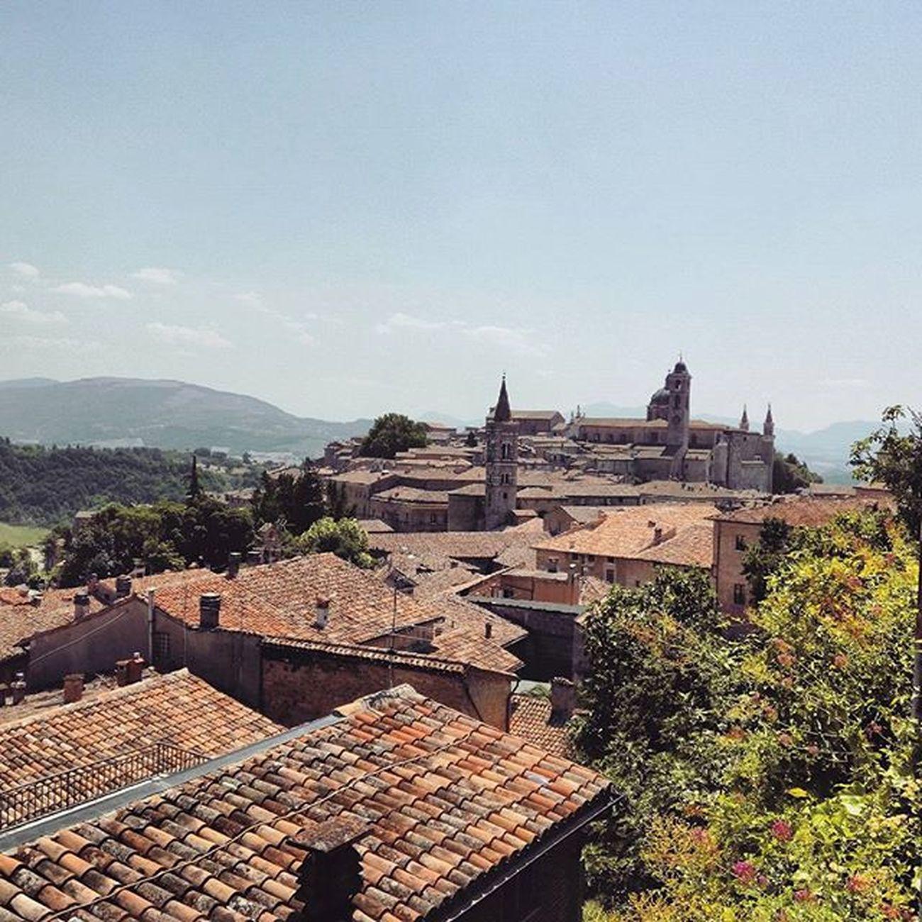 le casette di Urbino Urbino Montefeltro Marche Marcheforyou Whatitalyis