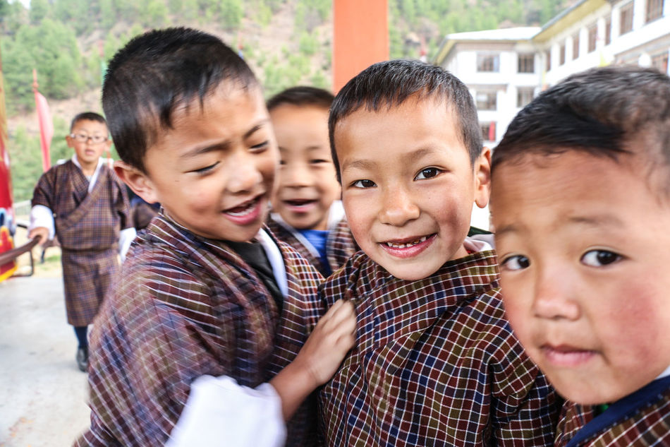Happy Children: Students at Taba govt. School in Bhutan. The enthusiasm of children made me click the pic Child Boys Happiness Childhood Smiling Group Of People Offspring Looking At Camera Portrait Togetherness People Cheerful Fun Elementary Student Friendship Lifestyles Men First Eyeem Photo
