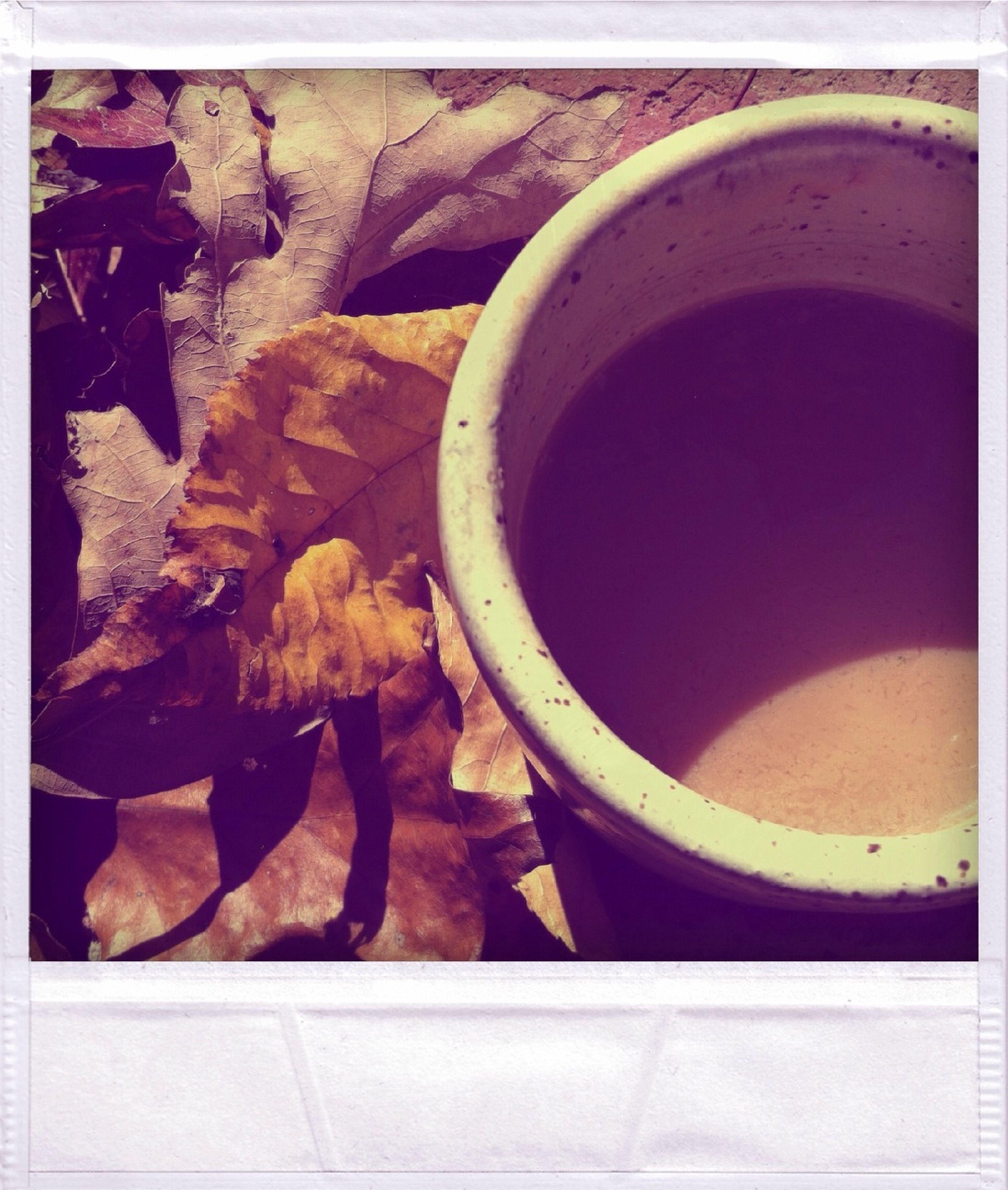 Coffee-drinking