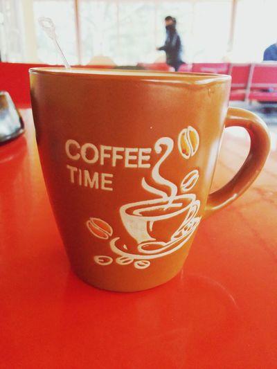 Coffee Coffee Time Hot !!