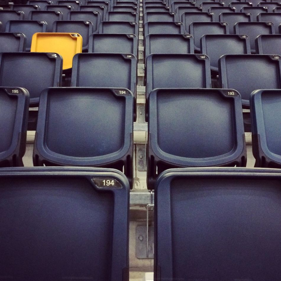 Beautiful stock photos of basketball, Black Color, Bleachers, Day, Empty