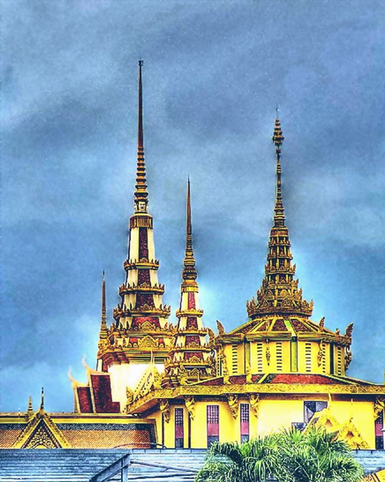 3 Pinnacles of the Buddhist Institute. Lumia930 Mobilephotography WindowsPhonePhotography WeLoveLumia ShotOnMyLumia  Lumiaography Theappwhisperer Makemoments MoreLumiaLove GoodRadShot TheLumians Fhotoroom Lumia PicHitMe EyeEm Eyewm_o MenchFeature Photography Nban NbanFamily Pixelpanda Visitorg Aop_Lab Natgeo Natgeotravel NatGeoYourShot Cambodia PhnomPenh @fhotoroom_ @thelumians @lumiavoices @pichitme @windowsphonephotography @microsoftwindowsphone @microsoftlumiaphotography @mobile_photography @moment_lens @goodradshot @mobilephotoblog @street_hunters @lumia @pixel_panda_ @eyeem_o @photocrowd @photoadvices @nothingbutanokia @nothinbutanokia