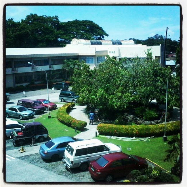 I love the view from here... SUMC Duty MedicineRotation Level3 StudentNurses SN