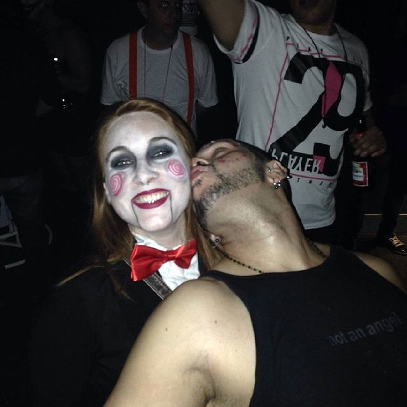 Amooooooo demais ❤ Instagram Amigos Party Saturdaynight Partyallnightlong GaleraReunida Galeradabagunça Balada Festa Bebedeira Alcool  Hallowen DiaDasBruxas Hallowentrash Hallowentrash80s Anos80 Trash80s