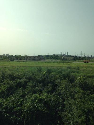 NoWhere Land Green Fields Industry Periphery