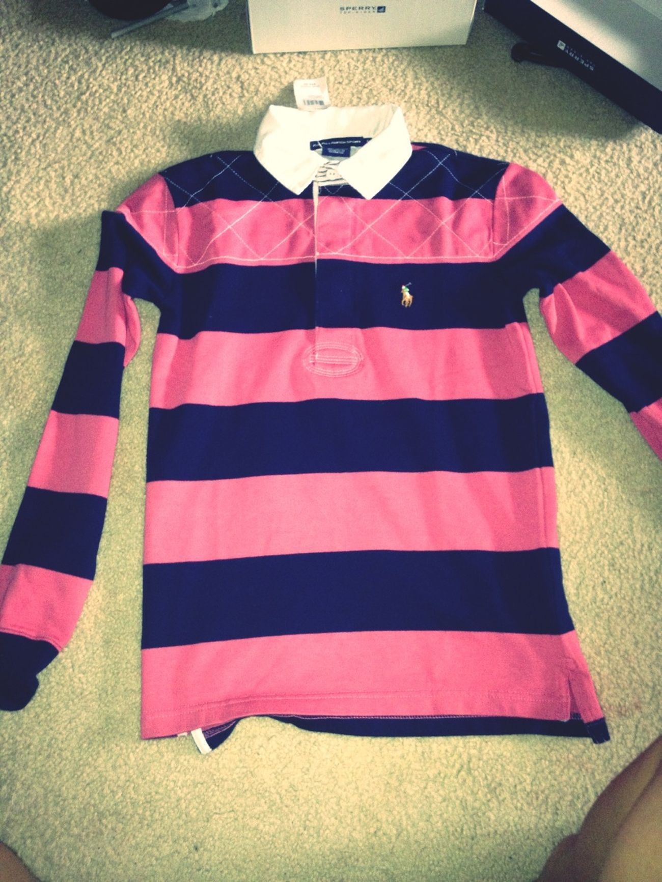 Rugby Polo Shirt :)