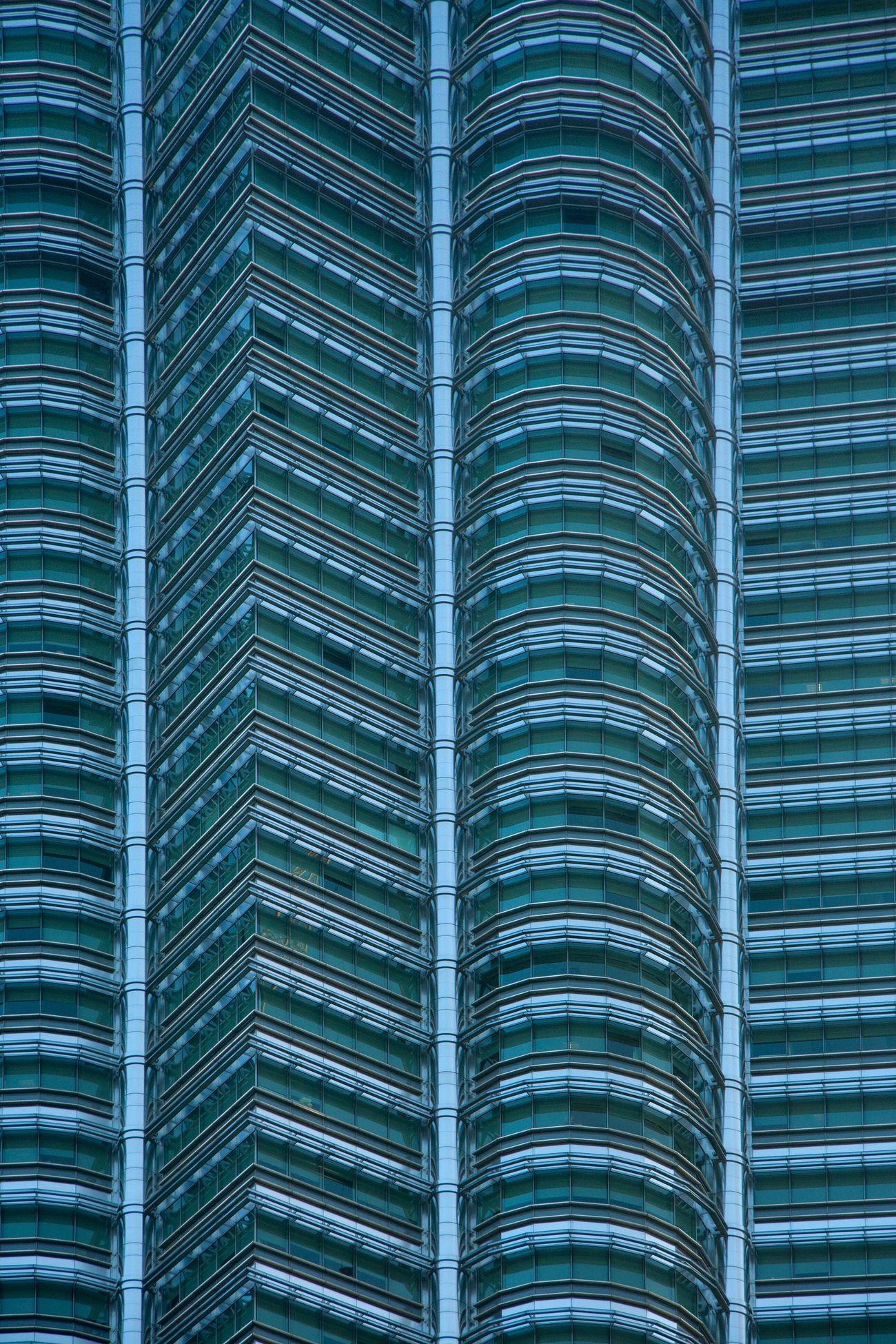 Skyscraper Architecture Pattern Blue Tower The Architect - 2017 EyeEm Awards