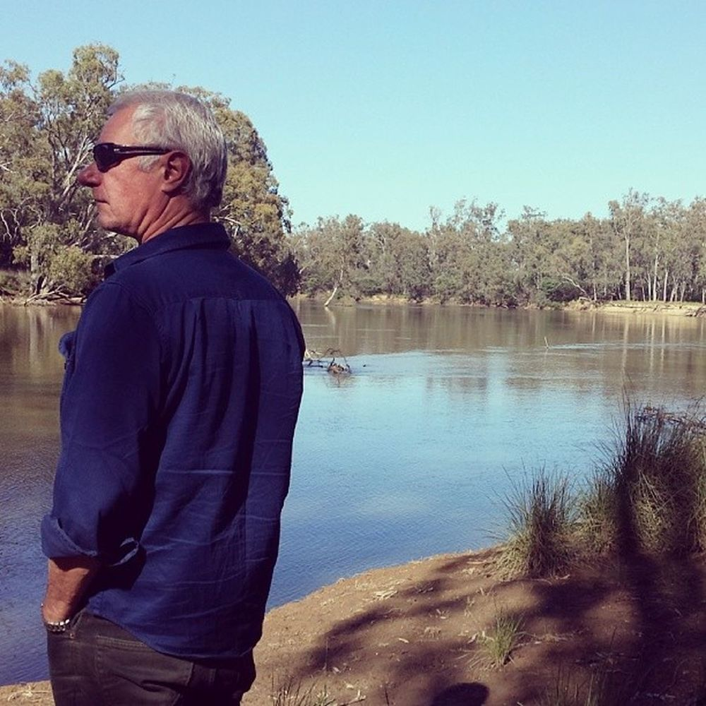 So happy dads here! Daddy Morningwalks Murray River Countryside Bushwalking Father Daughter Time Mother Nature's Beauty