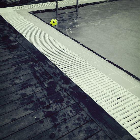 Black & White Splash Pool Greece