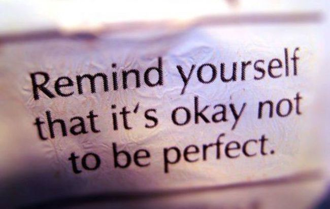 This is a hard one. Especially for us Virgos. An important lesson that must be learned. Perfect perspective Remember Quotes Quote ♥ Okay Don't Forget You Can Only Have A Good Day If You Tell Yourself Its Going To Be A Good Day http://wkse.tunegenie.com/