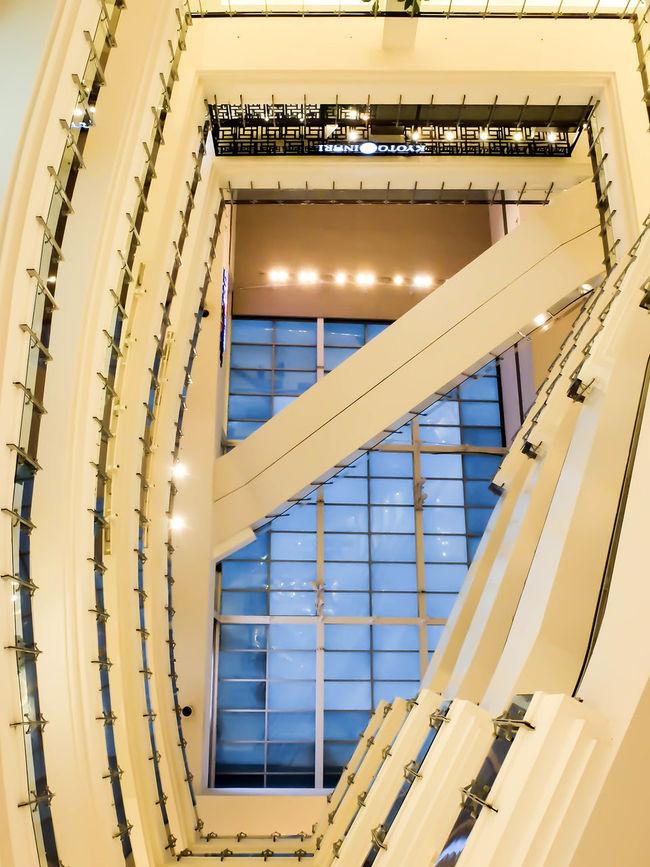 Architectural Design Architectural Feature Architecture Built Structure Centralworld Modern Shopping Mall Siam