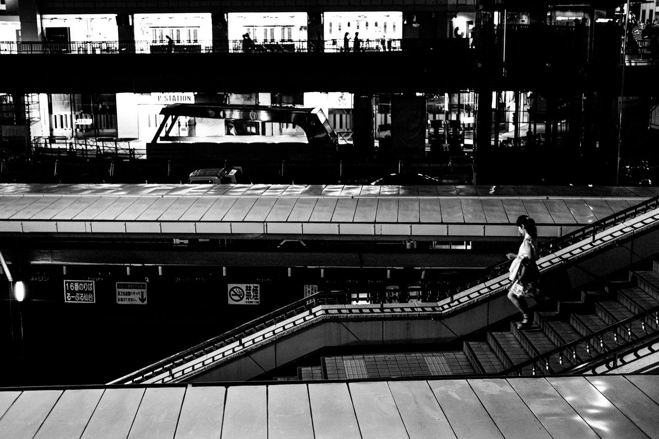 仙台雑景 仙台 階段
