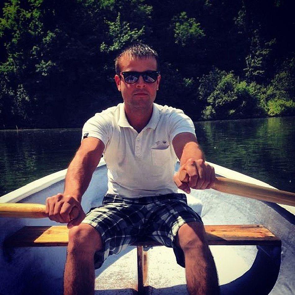 Looking grumpy Swanbourne Boat Lake Arundel rowsunnyhotboymechillingwaterraybanwestsussexinstagramjjinstagoodphotoofthedayigdailyigfiltertbtinstago