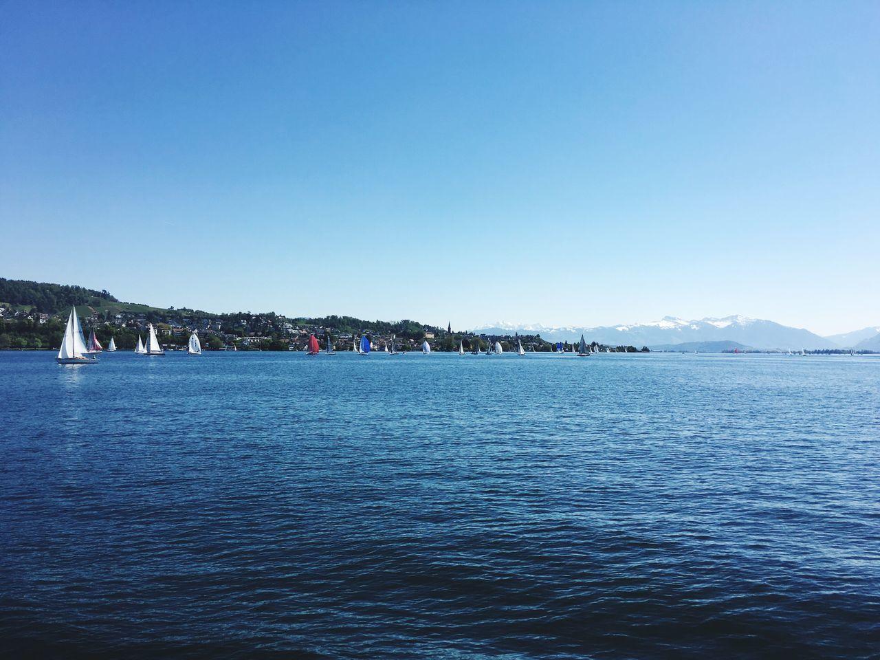 Eine Seefahrt, Die Ist Lustig... 🎶 Zürichsee I ❤️ Zürich Frühling