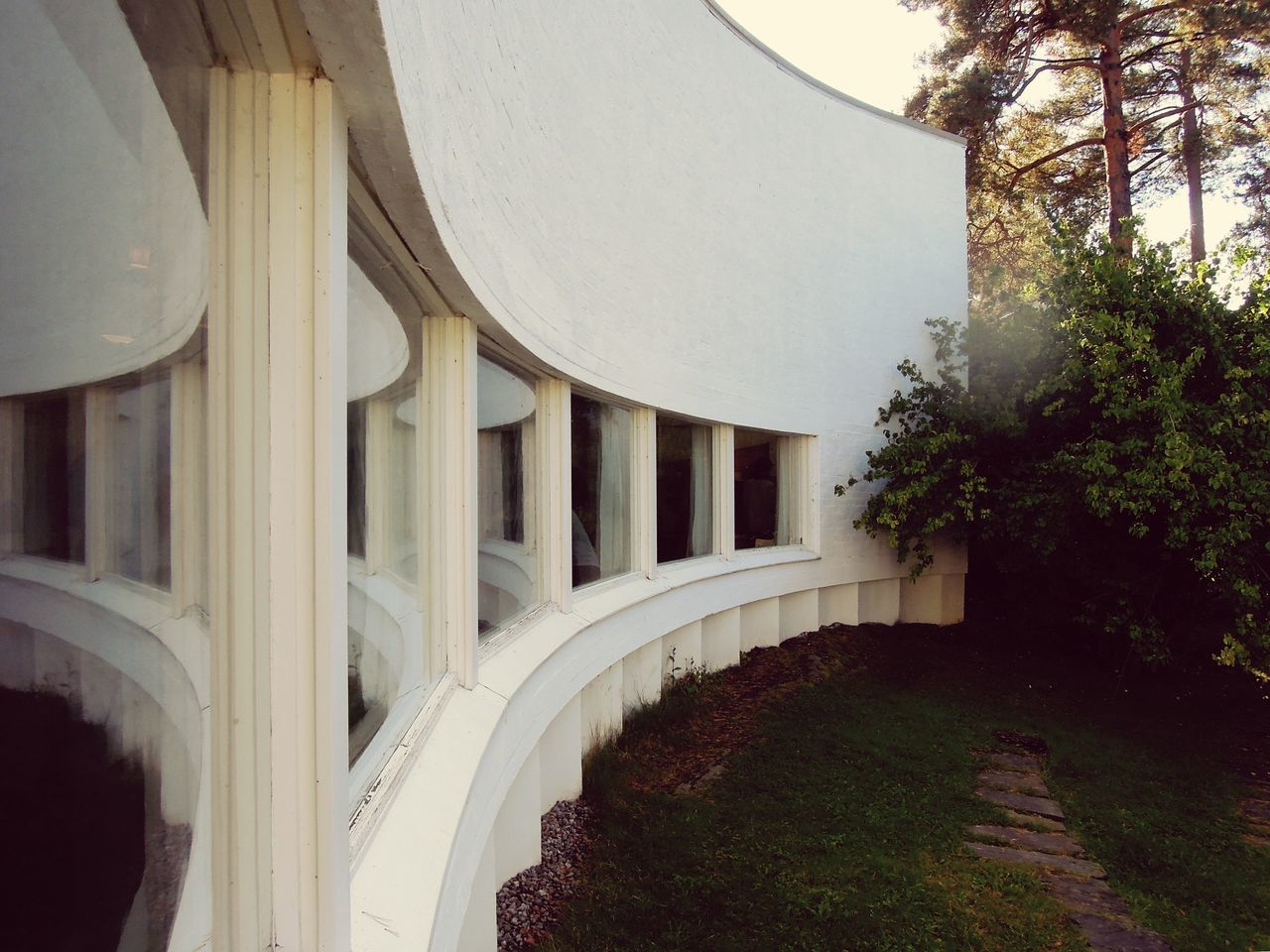 Alvar Aalto Alto Studio Helsinki Tiilimäki Munkkiniemi Finnland 1956 Architecture Built Structure Building Exterior Office Taverna The Architect - 2017 EyeEm Awards Architecture_collection Architecturelovers Architectureporn Architecturephotography