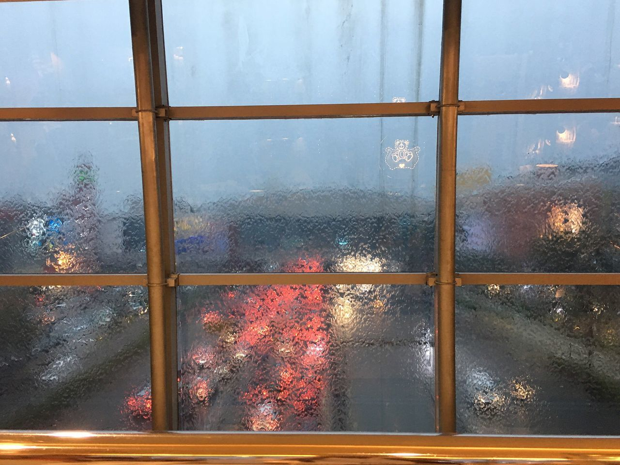Rainy day Window Winter No People Indoors  Cold Temperature Water Close-up Day