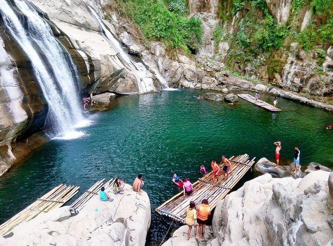 First Eyeem Photo Tangadanfalls Nature Launion Philippines Falls