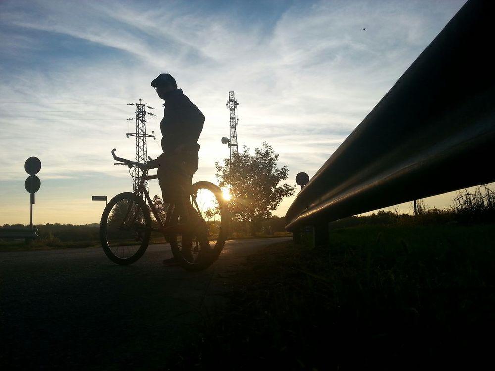 Sport In The City mountain biking