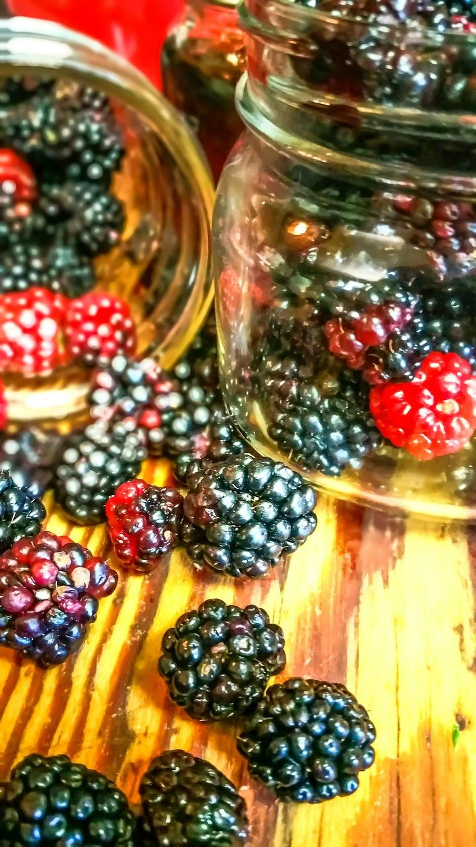 Food Fruit Blueberry Jar Food And Drink Healthy Eating Freshness Indoors  Sweet Food Red Homemade No People Close-up Day Dew Berries Black Berries Berries Jelly Cooking Fresh Fruits Canning Wild Berries Fresh Making Jam Table