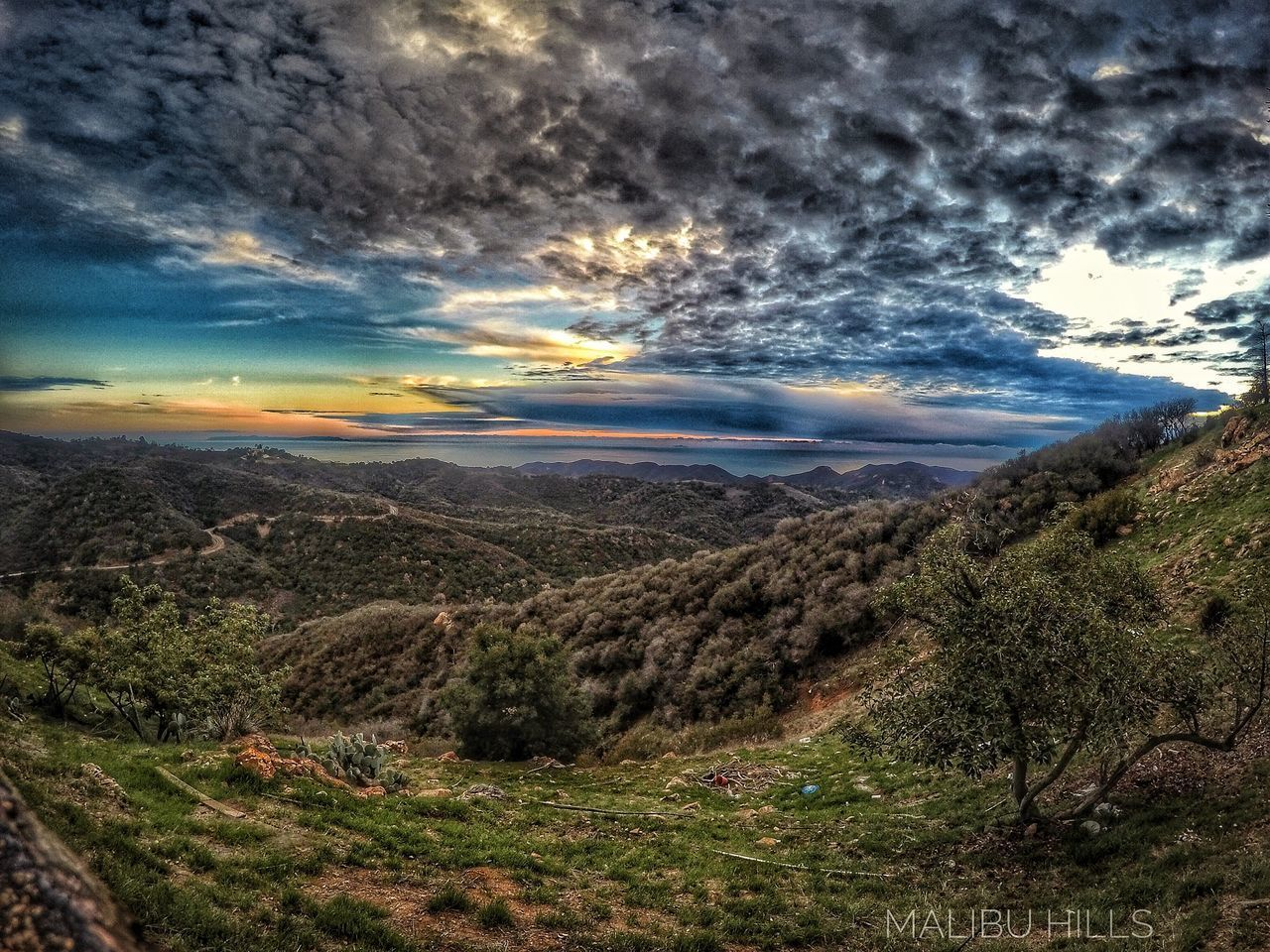 ||Malibu Hills|| Mountain Malibu Hills HDR Hdrsky Beauty In Nature Oceanview Tranquility Landscape Art Sky Malibu Coast Peace Life Inspire Hdr_gallery Hdr_Collection Hdr_pics Hdr_lovers Cloud - Sky Hdrphotography Gopro