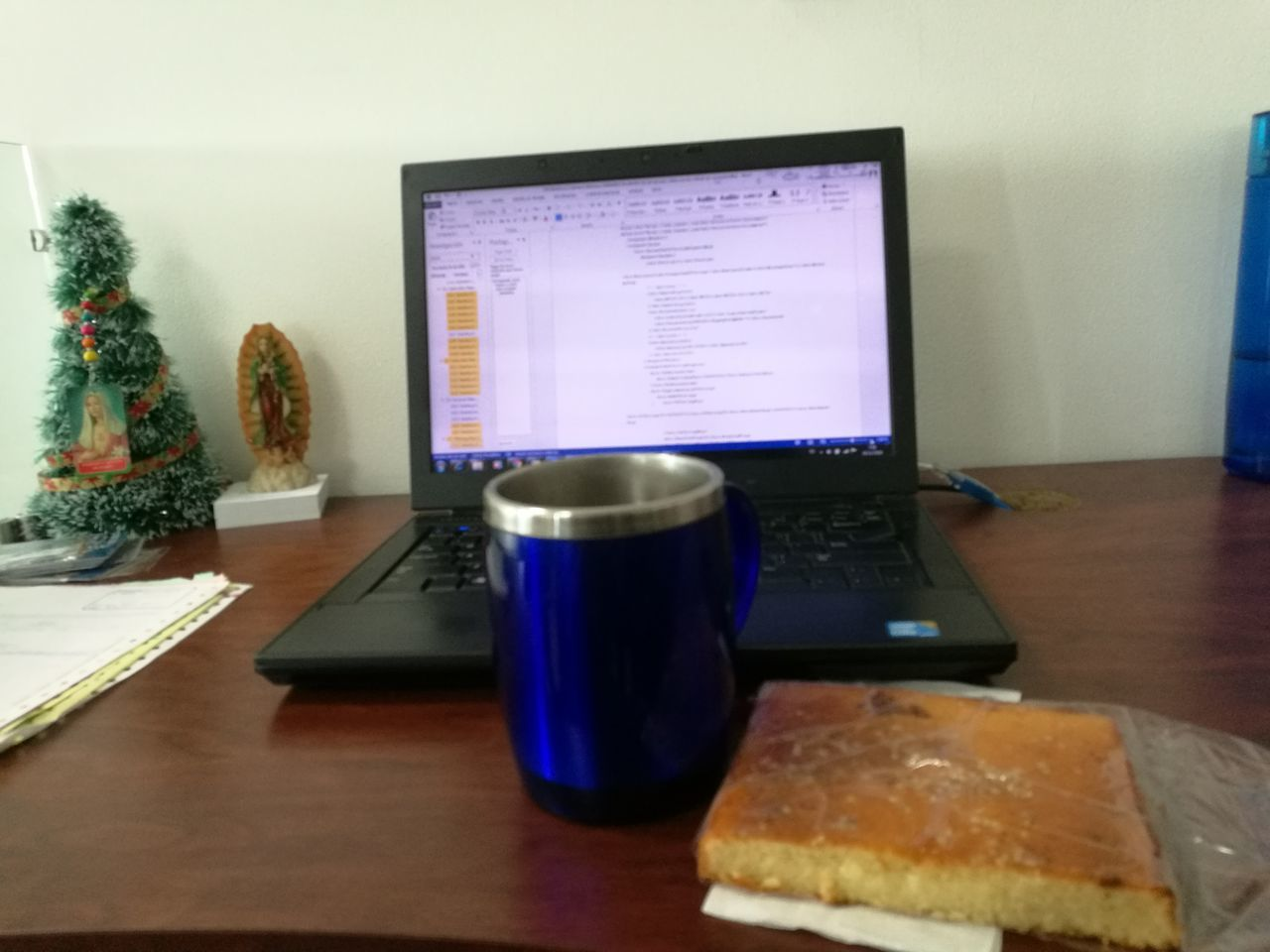 table, indoors, food and drink, technology, computer, wireless technology, laptop, refreshment, no people, drink, freshness, food, computer keyboard, close-up, day