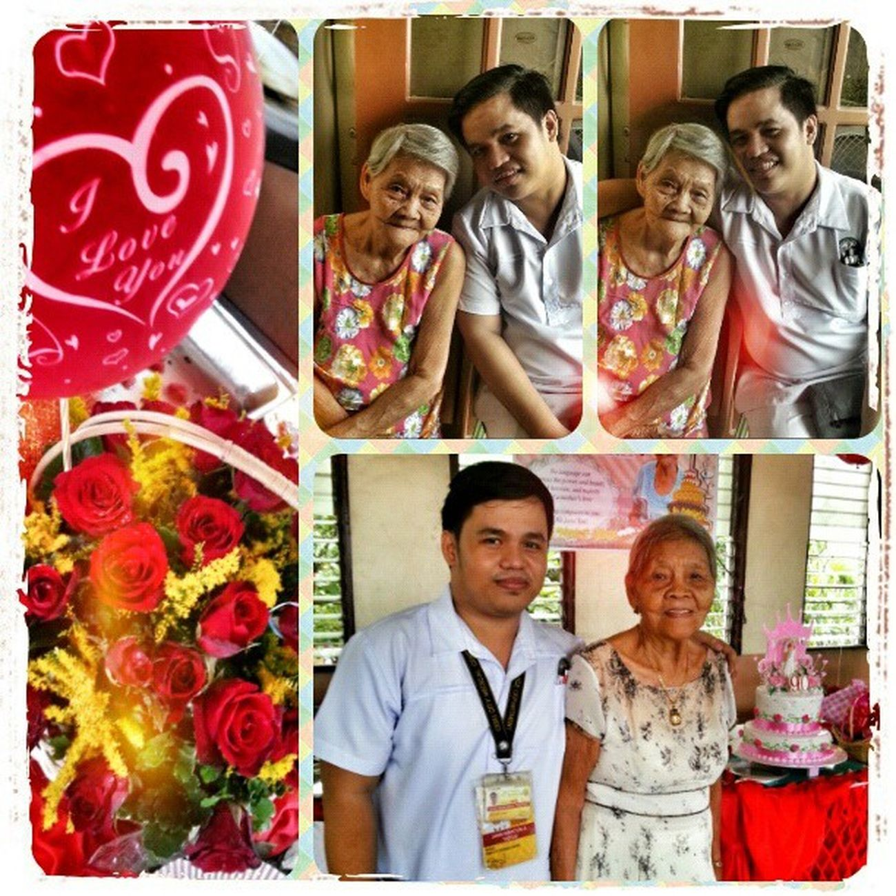 Happy Grandparents Day to the best Granny in th whole world! I am not who I am and where I am today if not because of you. I may not be vocal about this but do know that I am more than blessed to have you as my Lola and I love you! Grandparentsday Lolasday Lolosday Lolo lola happy seniorcitizen ignation igers igerscebu igersphilippines igersasia pleaselike TFLers TagsForLikes tagstagram instagramhub instafamous