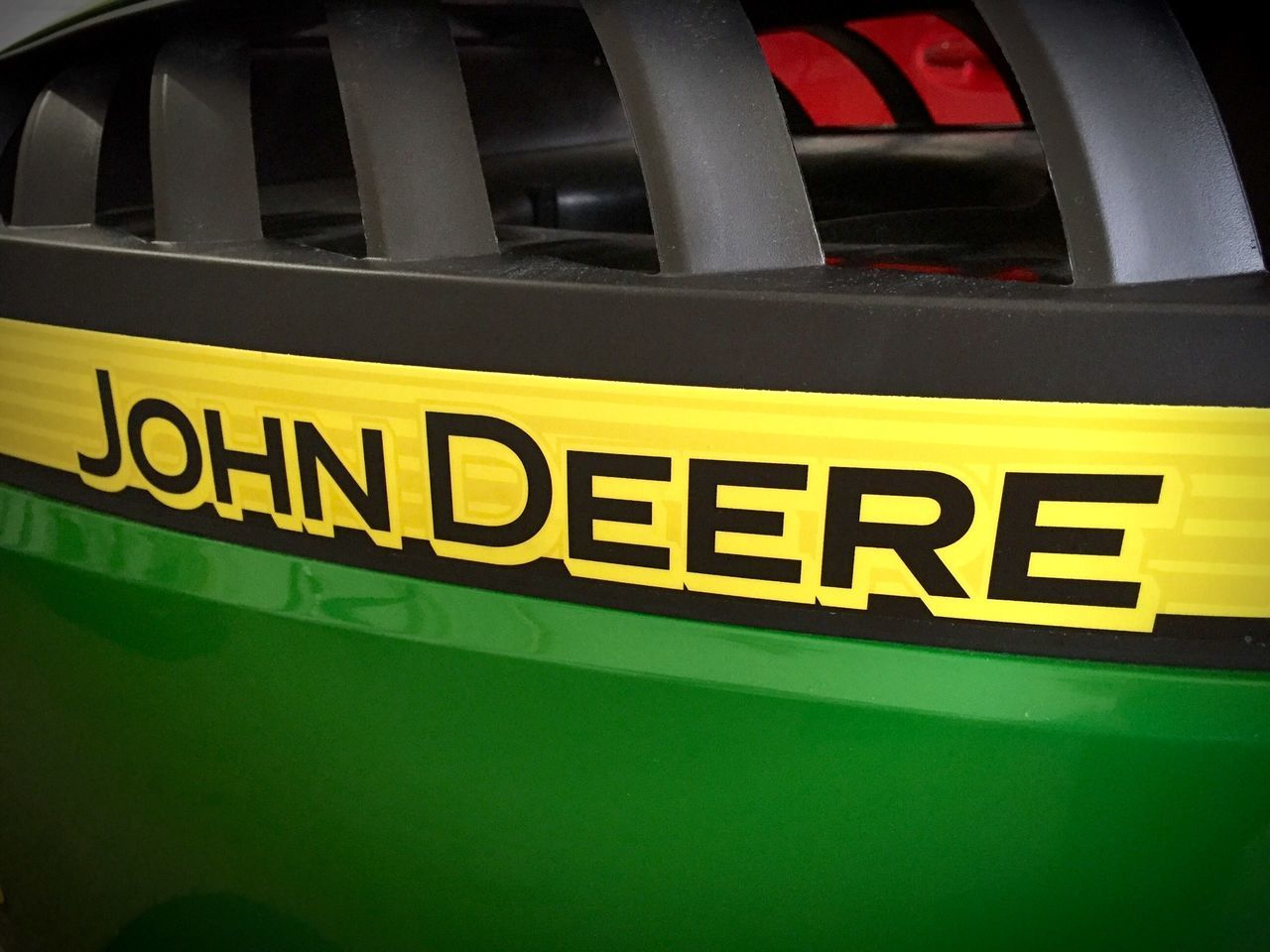 John Deere D110 Close-up D110 Day Green John Deere John Deere Lawnmower John Deere Tractor Lawnmower No People Nothing Runs Like A Deer