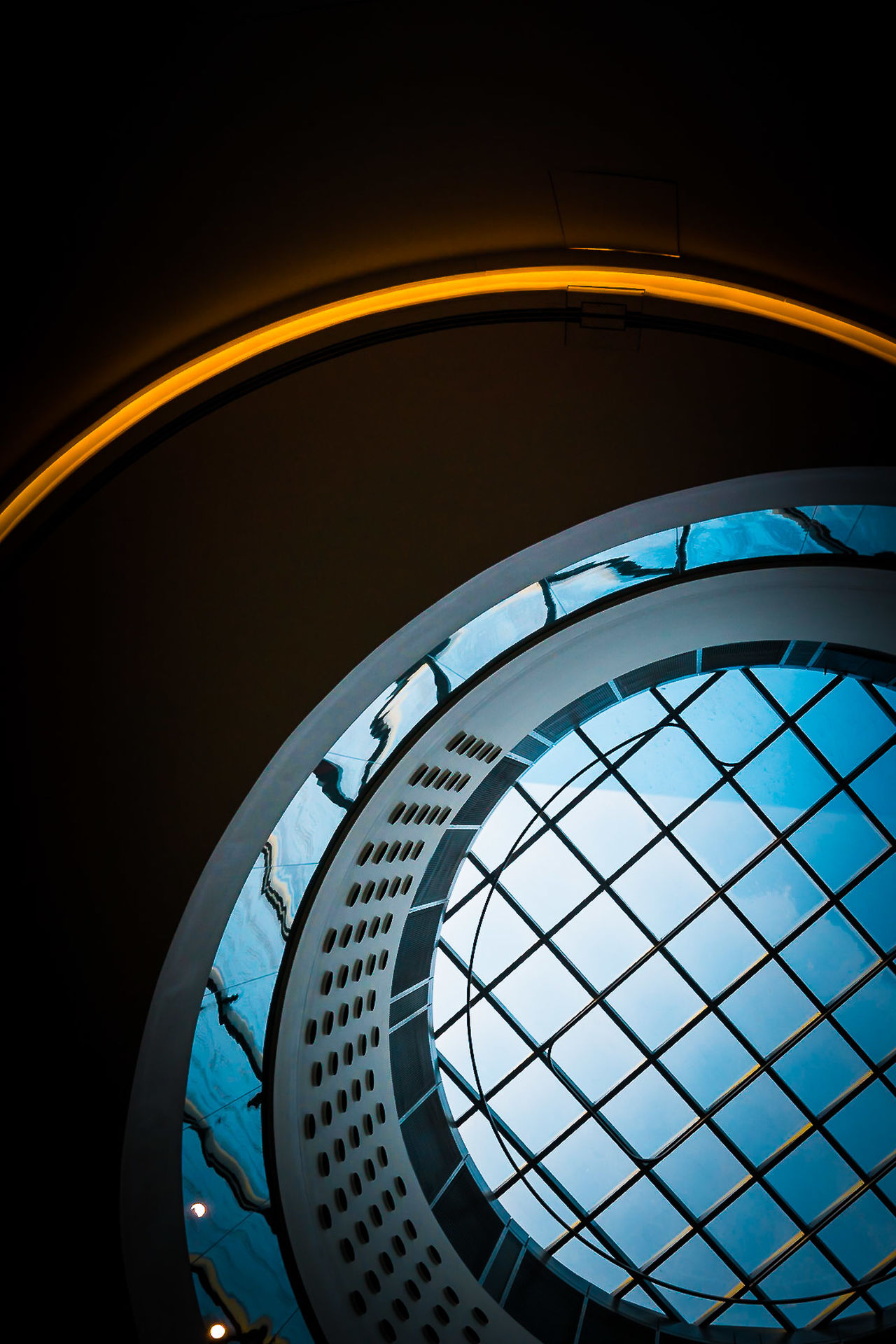 ARCHITECT Architectural Detail Architectural Feature Architecture Architecture Architecture_collection Built Structure Circle Close-up Curves Curves And Lines Day Grid Indoors  Low Angle View Minimal Minimalism Minimalist Minimalist Architecture Minimalist Photography  Minimalistic Minimalobsession No People Skylight Spiral Minimalist Architecture