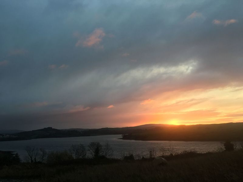 Donegal Bay 17:11:17 Beauty In Nature Donegal Ireland Irish Atlantic Ocean Sunrise