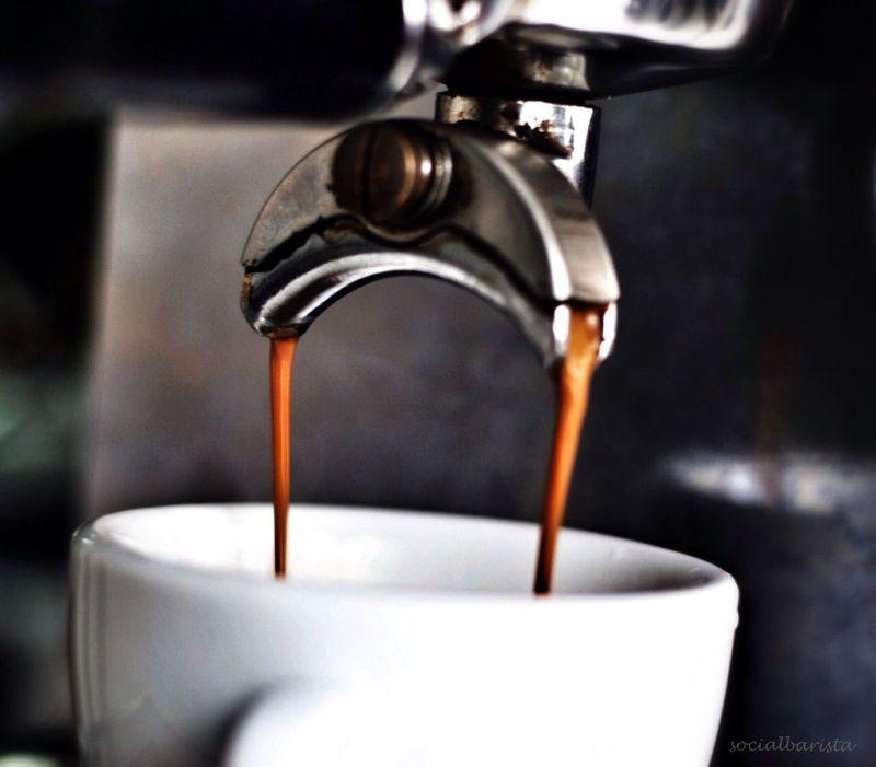 Life In Motion Espresso Coffee Fine Art Photography