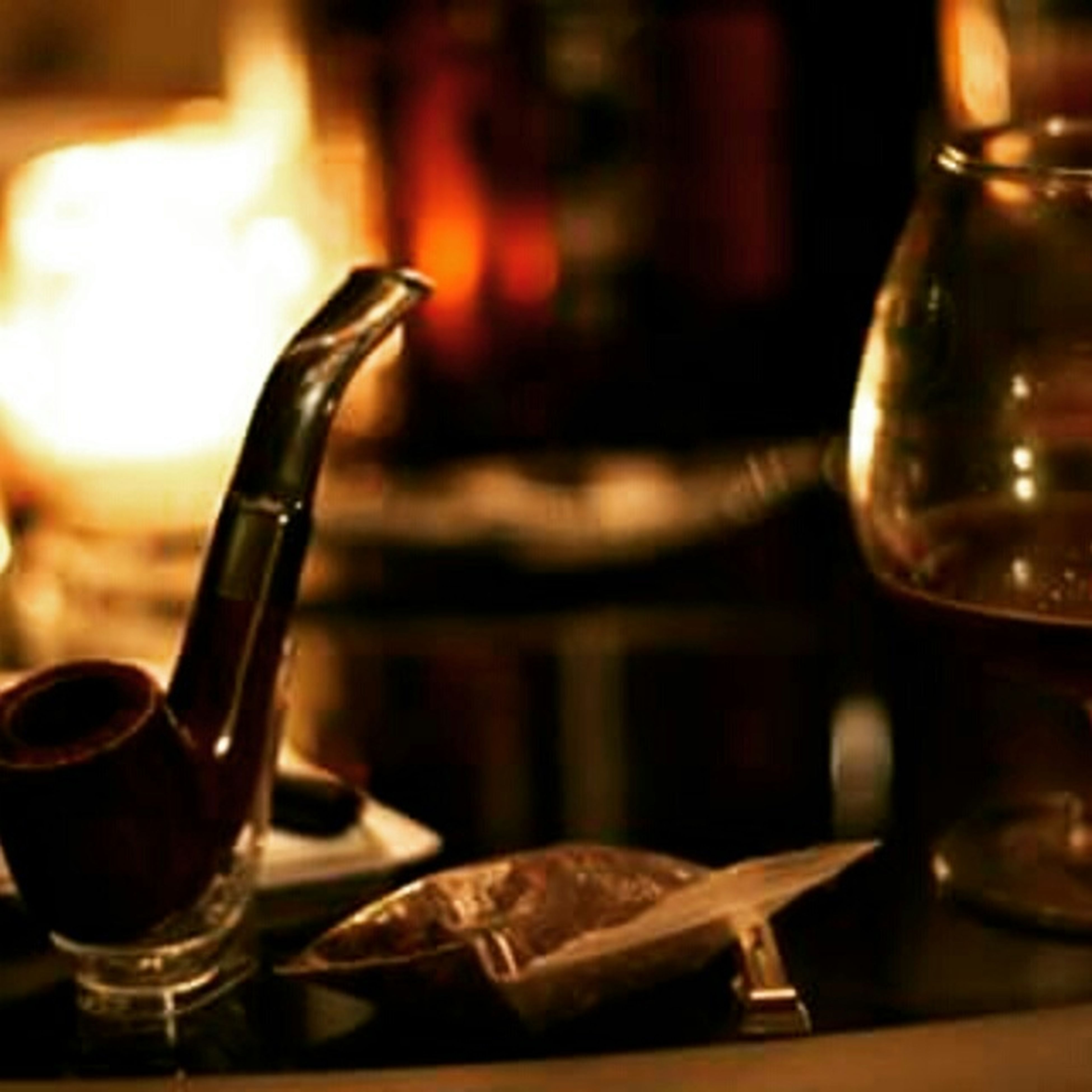Red Wine Pipes Tabacco