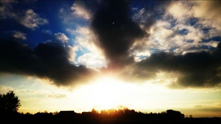 Cloudporn EyeEm Best Edits Skyporn Sunset