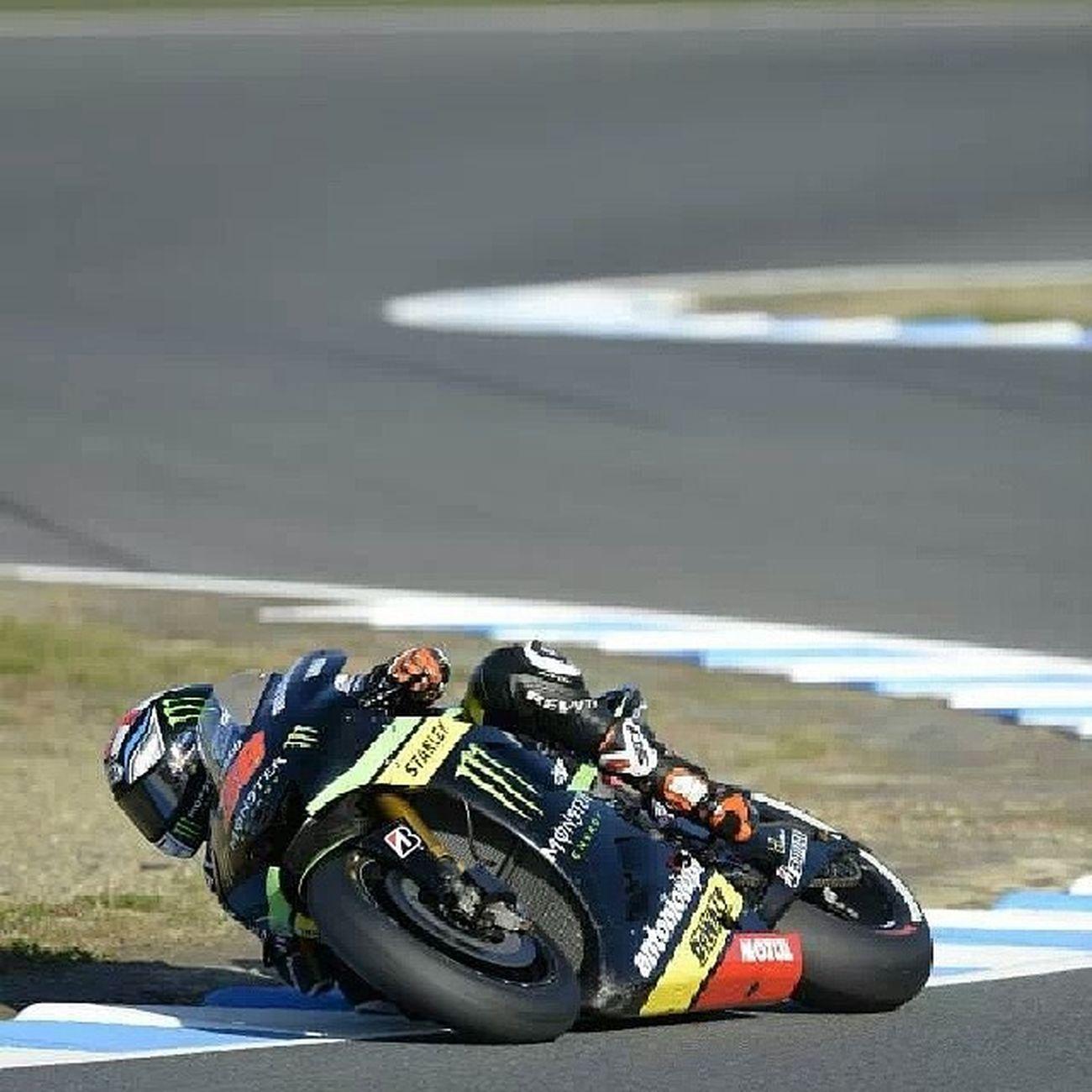Instagramizando a Bradley Smith Yamaha Motogp Tech3 Motegi 2013
