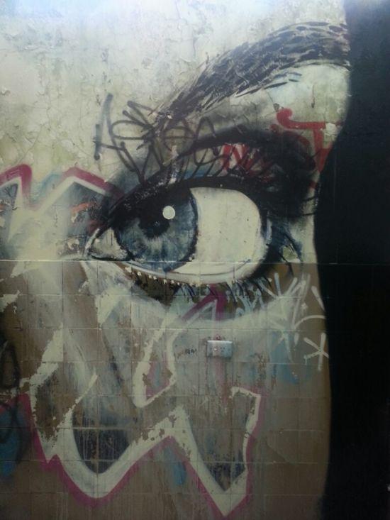 Abandoned Urbex Detail Rone Graffitiart